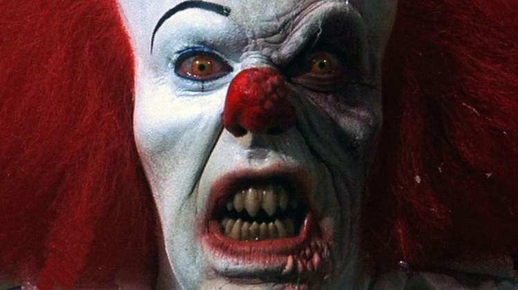 The Haunted Pen - Character Traits, Coulrophobia