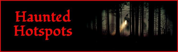 Haunted Hotspots - The Haunted Pen
