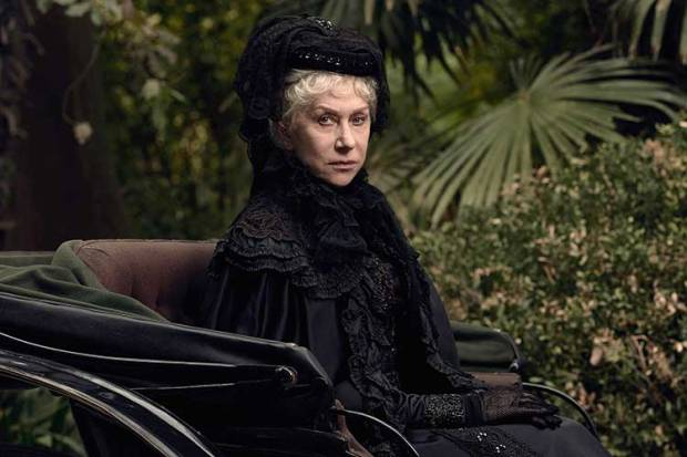 Sarah Winchester/Helen Mirren - The Haunted PEn