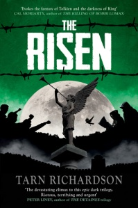 The Haunted Pen - Tarn Richardson - The Risen