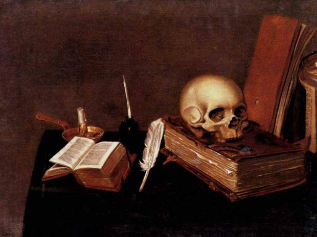 The Haunted Pen - Stereotypes of Horror Writers